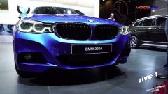 Live Parigi 2016: Nuova BMW Serie 3 GT e i3 2017 in video - Immagine: 3