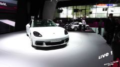 Live Parigi 2016: Porsche Panamera 4 E-Hybrid in video - Immagine: 1
