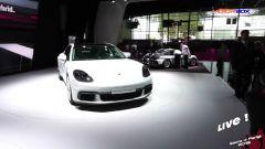 Live Parigi 2016: Porsche Panamera 4 E-Hybrid in video - Immagine: 1