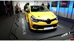 Live Parigi 2016: Renault Clio R.S. 16 in video - Immagine: 1