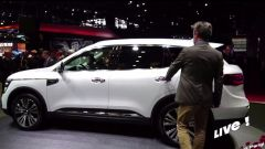 Live Parigi 2016: Renault Koleos, Megane e Trezor Concept in video  - Immagine: 1