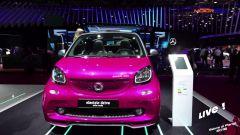 Live Parigi 2016: Smart Fortwo ED e Forfour ED in video - Immagine: 3