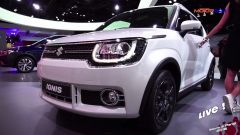 Live Parigi 2016: Suzuki Ignis 2017 in video  - Immagine: 1