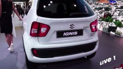 Live Parigi 2016: Suzuki Ignis 2017 in video  - Immagine: 3