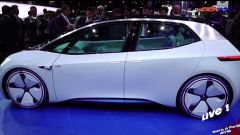 Live Parigi 2016: Volkswagen I.D in video - Immagine: 1