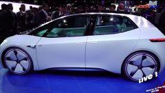 Live Parigi 2016: Volkswagen I.D in video - Immagine: 1