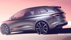 Skoda Enyaq iV: la presentazione del SUV elettrico in diretta video - Immagine: 3
