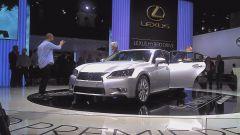 Francoforte IAA 2011: Lexus GS 2012 - Immagine: 1