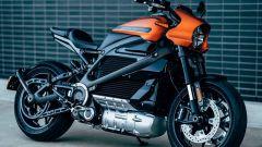LiveWire è la prima moto elettrica di Harley Davidson