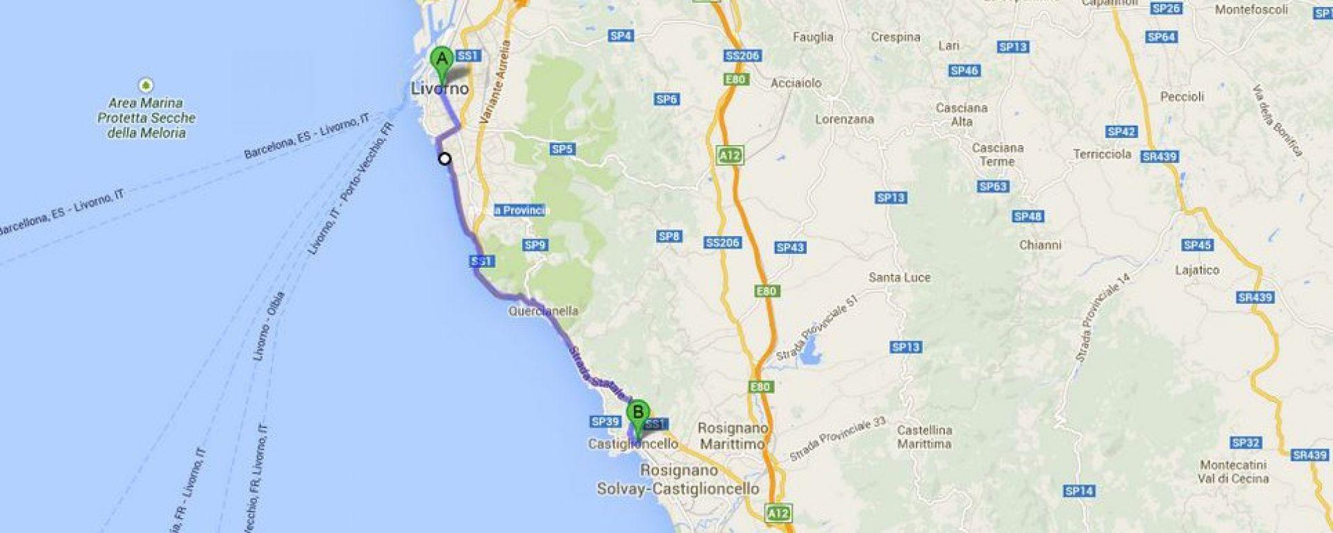 Livorno - Castiglioncello