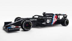 Livrea Alpine F1 2021