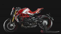 L'MV Agusta Dragster 800 RC sfilerà in anteprima al Salone delle moto di Milano