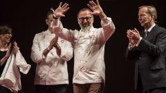 Lo chef Norbert Niederkofler, 3 stelle Michelin nella Guida 2018