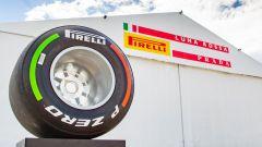 Lo pneumatico Pirelli in collaborazione con Luna Rossa