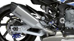 Lo scarico Akrapovic per la BMW M 1000 RR