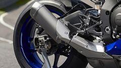 Lo scarico della Yamaha YZF-R1 2020
