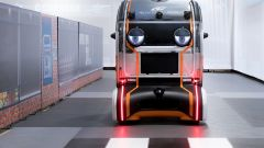 Lo sguardo di Virtual Eye Pod di Jaguar Land Rover