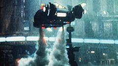 Lo Spinner di Blade Runner