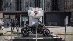 Lo stand Ducati al MIMO: la Diavel 1260 S Black and Steel