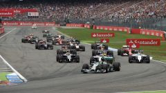 F1 2016 GP Germania: guida alla gara
