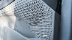 Lo stereo della Bose presente sulla Hyundai i20 1.0 T-GDi mild hybrid