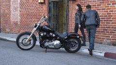 Lo stile minimalista della Harley-Davidson Softail Standard 2020