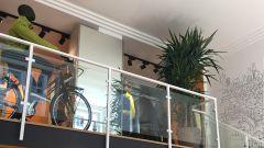 Lo store Tucano Urbano di Milano: anche per ciclisti