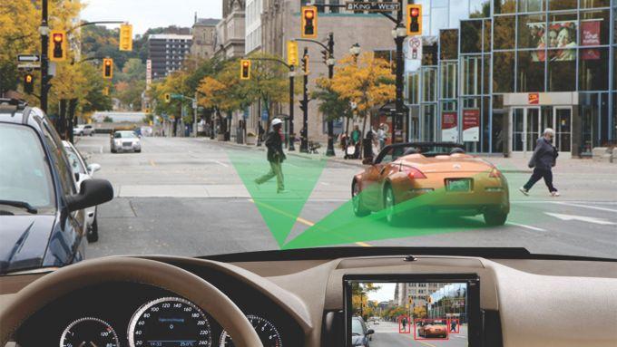 Lo studio di ACI e Bosch sulla sicurezza nelle auto