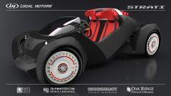 Local Motors Strati: l'auto stampata in 3D - Immagine: 3
