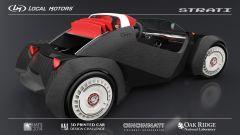 Local Motors Strati: l'auto stampata in 3D - Immagine: 4
