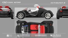 Local Motors Strati: l'auto stampata in 3D - Immagine: 5