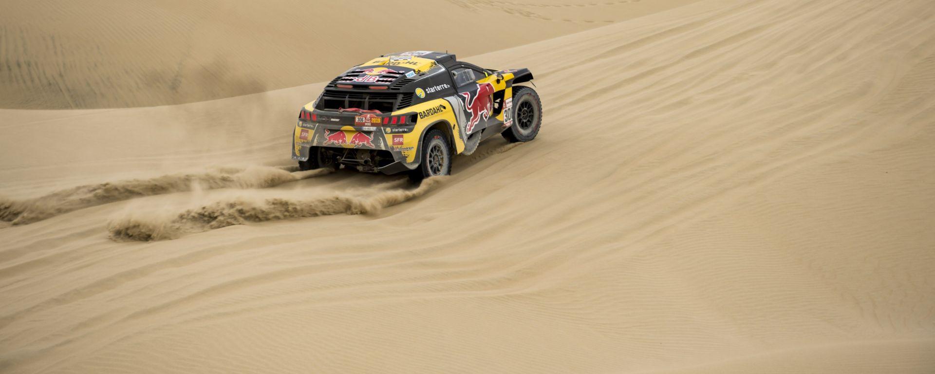 Loeb e Peugeot: la 2° Tappa della Dakar è vostra!