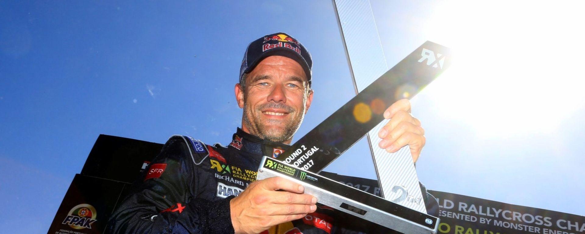 Loeb ha conquistato il secondo posto nel  GP del Portogallo - RX 2017 Circuit of Montalegre