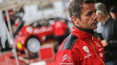 Loeb si prepara al Rally di Spagna 2018 con Citroen Racing