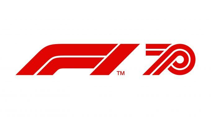 Logo 70 anni Formula 1