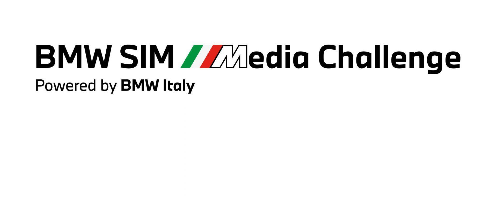 Logo BMW Sim Challenge