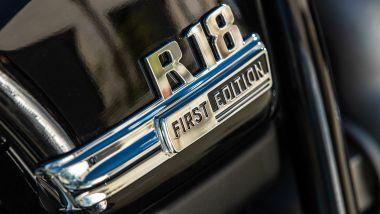 Logo della BMW R 18 First Edition