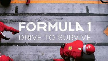 Logo Drive to Survive