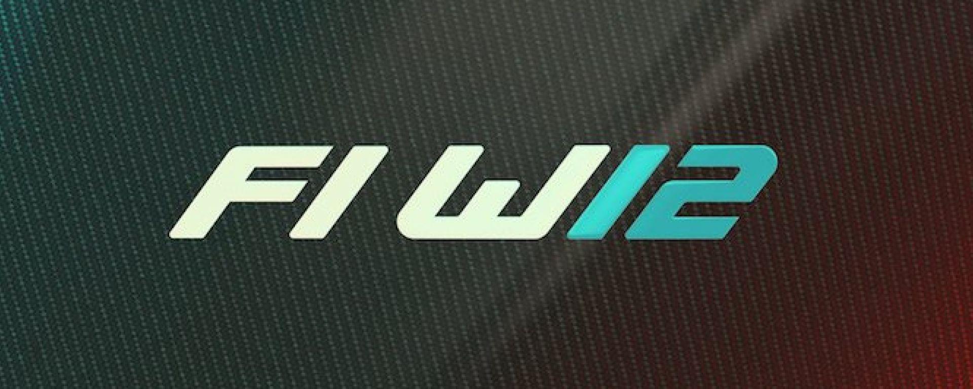 Logo Mercedes F1 W12