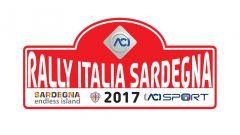 Logo Rally Italia Sardegna 2017 - WRC 2017