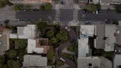 Lombard Street a San Francisco