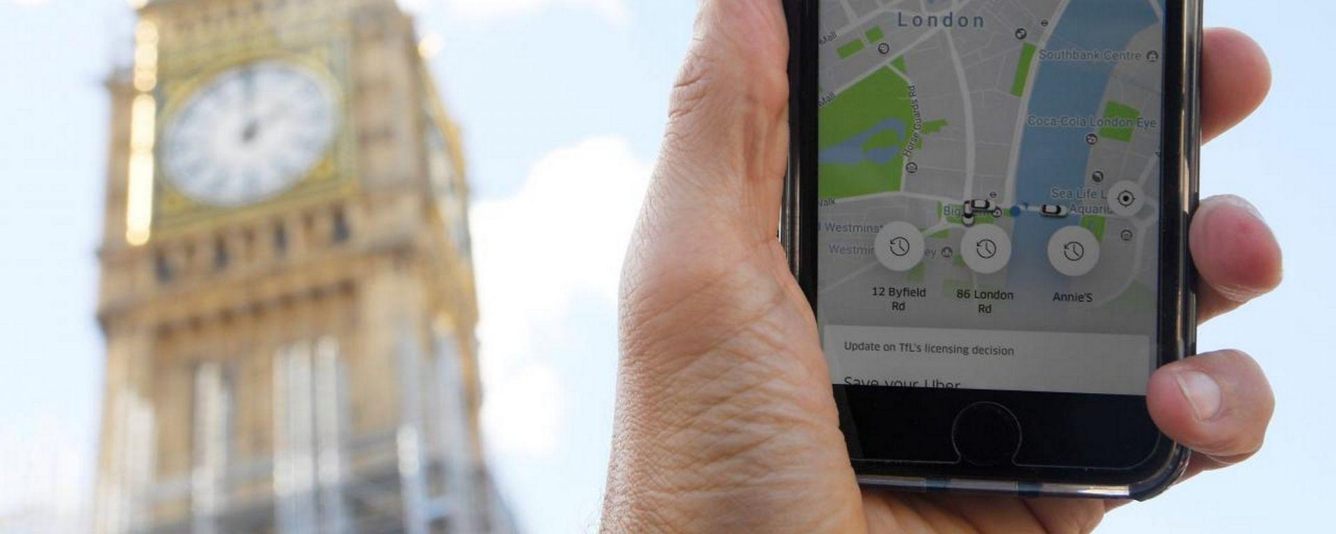 Londra revoca licenza a Uber, che fa subito ricorso
