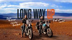 """""""Long Way Up"""", il mega viaggio di Ewan McGregor con la LiveWire  - Immagine: 1"""
