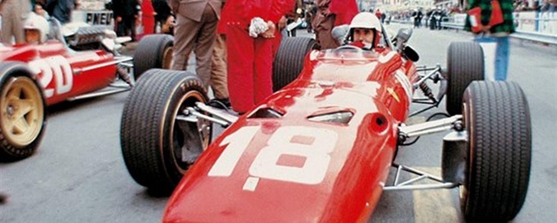Lorenzo Bandini, pilota Ferrari di Formula 1, se ne andava 50 anni fa dopo un drammatico incidente a Monaco
