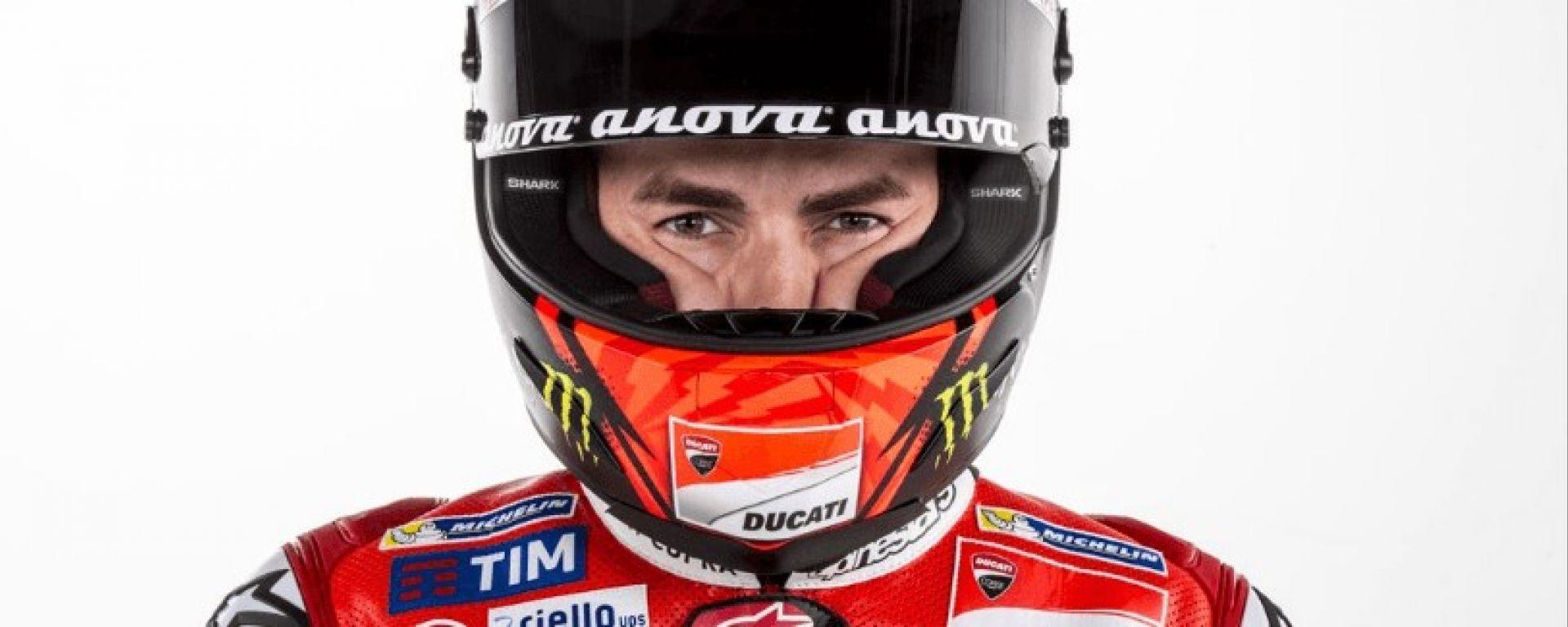 MotoGP, Lorenzo: voglio finire la mia carriera in Ducati