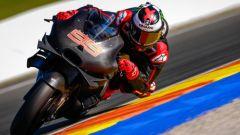 Lorenzo e la sua Ducati