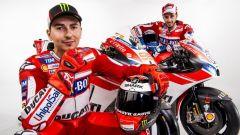 """Lorenzo: """"Voglio restare in Ducati a vita"""""""