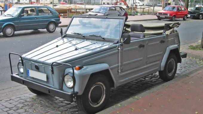 L'originale Volkswagen Pescaccia