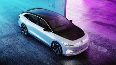 Volkswagen ID. Space Vizzion, elettrica formato station wagon - Immagine: 8