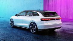 Volkswagen ID. Space Vizzion, elettrica formato station wagon - Immagine: 9